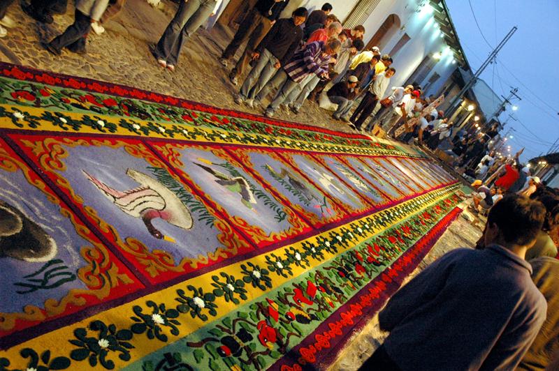 14 Carpet at Dawn