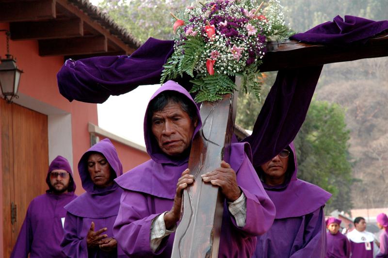 04 Purple Cross