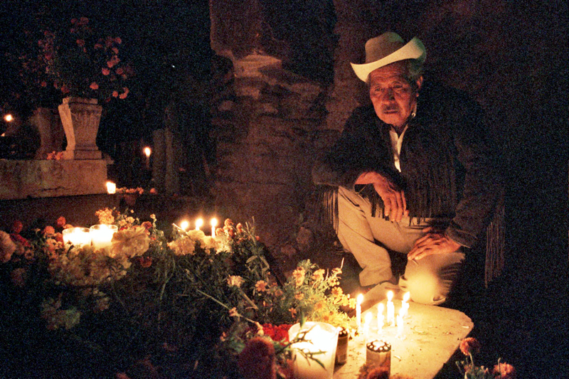 08 Mexico Xoxocotlan Man
