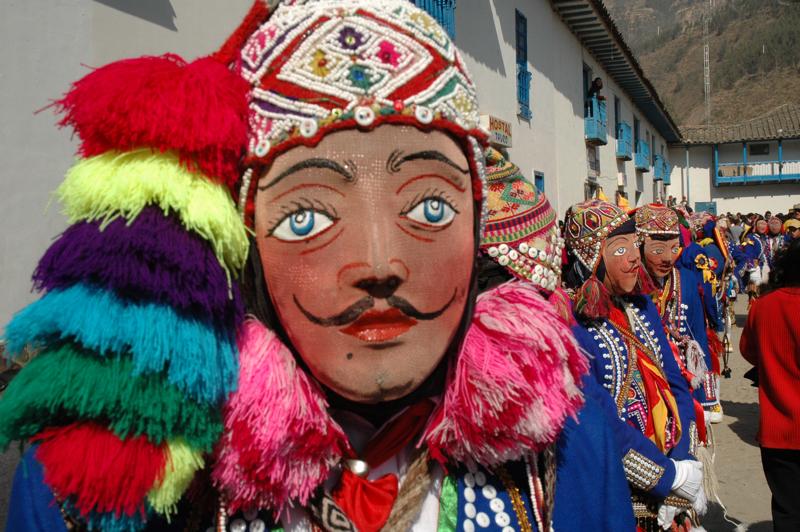 10 Paucartambo Mask 2005