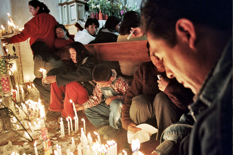 12 Candelit Prayers