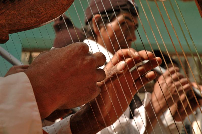 16 Harp & Flute