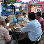 Modesto's Dinner Table