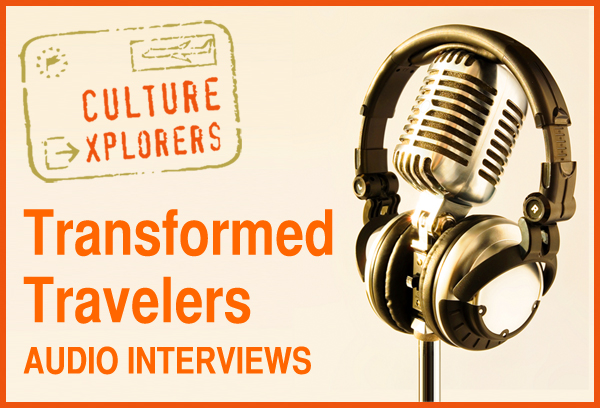 CX Transformed Travelers Audio Interivews