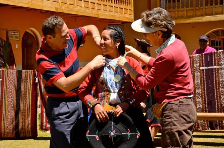 6 Celebrating Andean Weavers