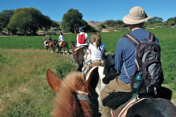 H. Molinos Horse Riding