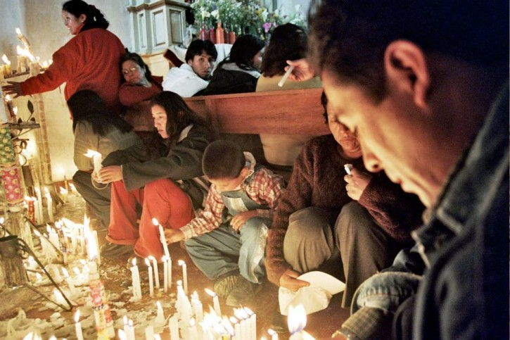 Peru VDC Candles